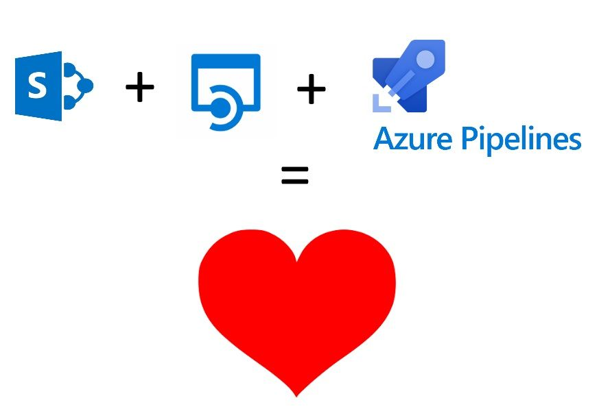 Automating the build and release of a SharePoint Framework app & Web API using Azure DevOps