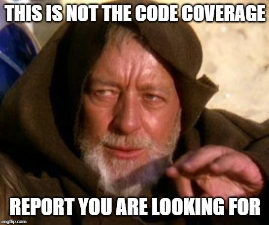 Code coverage for .NET Core projects with async methods is not that straightforward … for now